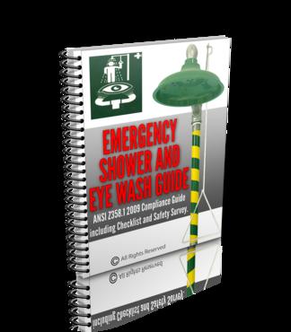 Safety shower ebook