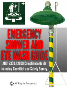Safety Shower & Eye Wash Guide